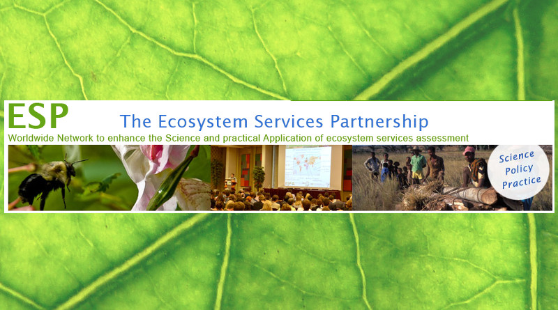 The Ecosystem Services Partnership (ESP)