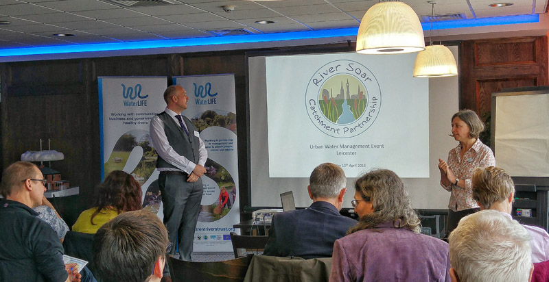 Workshops: Managing Water in Urban Environments