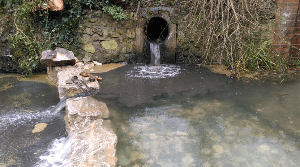 London Total Suspended Solids